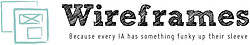 Wireframes Magazine logo