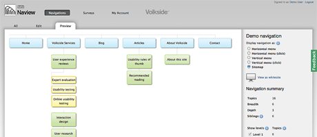 Naview feature 3 Visualise your navigation in multiple=